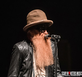 BILLY GIBBONS THE BIG BAD BLUES TOUR FEATURING MATT SORUM, AUSTIN HANKS, ELWOOD FRANCIS at BROOKLYN