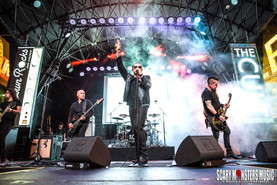 THE CULT Make it RAIN in Sin City at the Fremont Street Summer Concert Series
