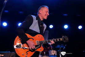 Reverend Horton Heat and More Celebrate Backstage Bar & Billiards 5th Anniversary in LV!!