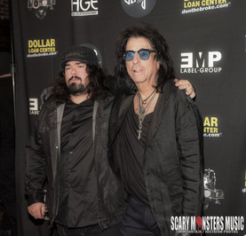 CO-OP CD RELEASE PARTY and Alice Cooper Pre-party Event at Vinyl Las Vegas