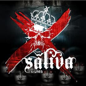 "Hard Rock Icons SALIVA to Release Tenth Studio Album ""10 Lives"""