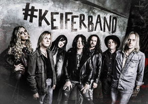 Tom Keifer Returns to Vamp'd Vegas  - New Album RISE out Sept 13