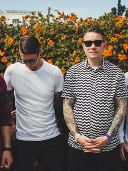 HAWTHORNE HEIGHTS 15 Year Anniversary Tour  Celebrating 'The Silence In Black And White' Alo