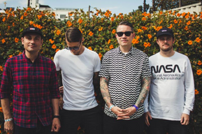 HAWTHORNE HEIGHTS 15 Year Anniversary Tour  Celebrating'The Silence In Black And White' Alo