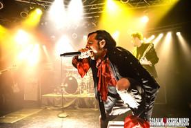 """TINNITUS """"IN THE RAW"""" -  TORTORA - WAETZIG - HENRY - GOMEX X2 at Vamp'd Vegas"""
