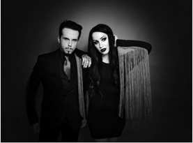 """THE HAXANS New Music Video for """"Black Cat Bone"""" Premieres at Alternative Press with Debut"""