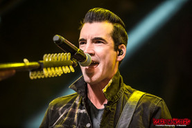 Theory of A Deadman Kick Off Fremont FREE Downtown Rocks Summer Concert Series