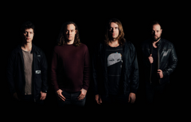 Oh, Sleeper Releases New Album Bloodied/Unbowed via Solid State Records - See them in Vegas on Augus