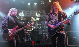80's Icons Zebra Packed Vamp'd Vegas Celebrating 35 Years Since their Debut Self Titled Albu