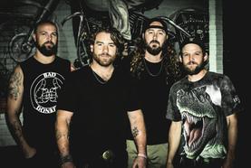 "American rock bandRoyal Bliss release new single ""Hard and Loud""  -  announce a headlinin"