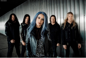 """ARCH ENEMY Debut New Video for Single """"The Race"""" From New Album 'Will To Power'"""