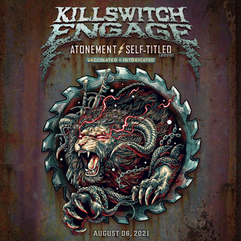 KILLSWITCH ENGAGE ANNOUNCE STREAMING EVENT SET FOR FRIDAY, AUGUST 6