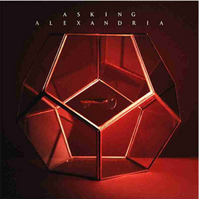 CD Review: Asking Alexandria's New Self Titled Release on Sumerian Records