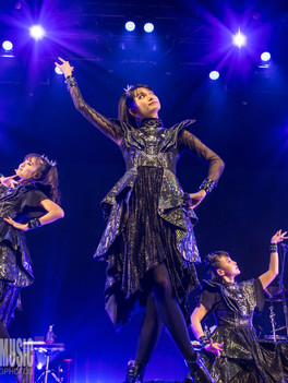BABYMETAL: Queens of the Metal Galaxy at the HOB LV