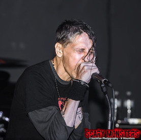 Phobia, Capitalist Casualties and EYEHATEGOD with surprise guest Randy Blythe at the DiveBar LV