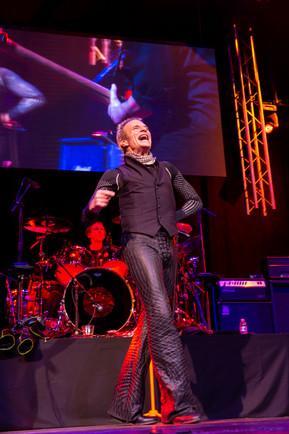Diamond David Lee Roth High-Kicks Off A New Vegas Residency at House of Blues