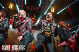 Helloween Brings their 3 Hour Masterpiece 'Pumpkins United Tour' to HOB Las Vegas