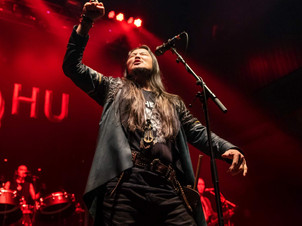 THE HU: THE GEREG TOUR with  guests CROWN LANDS at BROOKLYN BOWL LV