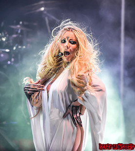In This Moment Brings 'Half Devil Half God' to the City of Sin