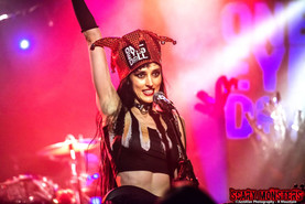One Eyed Doll with Doll Skin and Co-op Bring their Wicked Ways to Vamp'd Vegas