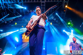 Theory of a Deadman 'Wake Up' Vegas at House of Blues LV