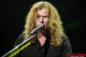 Megadeth Returns to the Pearl with Grammy Winning Performance, along with Vegas' own A Friend, A