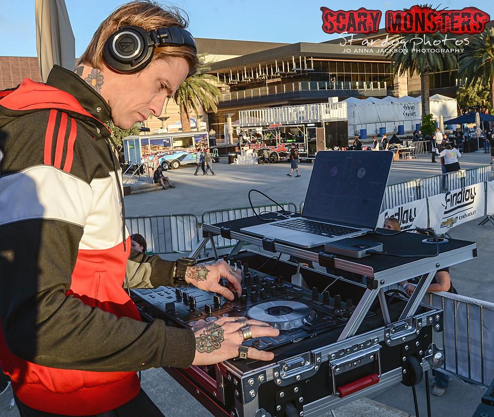 DJ Josh Todd/Photo Jo Anna Jackson