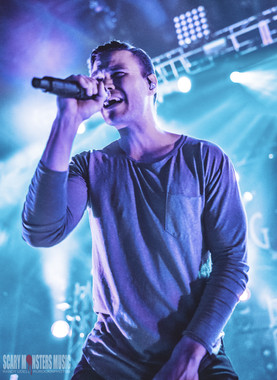 Dance Gavin Dance brought their Artificial Selection Tour to Vegas with Periphery, Don Broco, Hail T