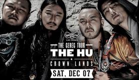 Mongolian rock phenomenon THE HU Bring 'hunnu rock' to Brooklyn Bowl in Vegas on December 7
