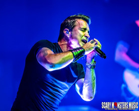 SCOTT STAPP: THE SPACE BETWEEN THE SHADOWS TOUR with guests MESSER and SUNFLOWER DEAD
