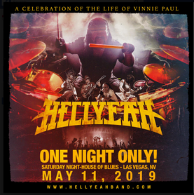 """HELLYEAH RELEASE FIRST NEW SONG """"333"""" FEATURING THE LATE VINNIE PAUL'S FINAL RECORDINGS- Upcoming C"""