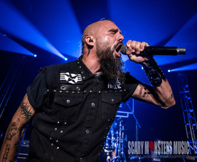 KILLWSWITCH ENGAGE: SOLD OUT show in Vegas for 300 at The Space with Thrown Into Exile and A Perfect