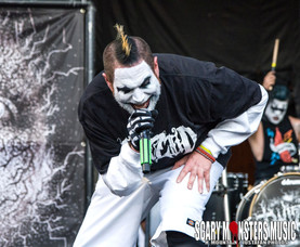 Photo Gallery: Twizted at Vans Warped Final Tour
