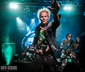 POWERMAN5000 with Knee High Fox and Bad Little Sister at Vamp'd Vegas