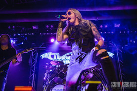 DragonForce: Extreme Power Metal in Vegas with Dance With The Dead & Starkill
