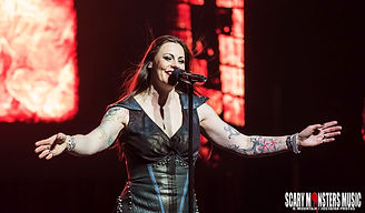 NIGHTWISH with EPIC 'DECADES WORLD TOUR' at Brooklyn Bowl LV
