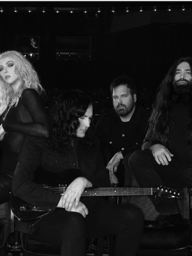"""THE PRETTY RECKLESS PREMIERE """"ONLY LOVE CAN SAVE ME NOW"""" (FEAT. MATT CAMERON + KIM THAYIL)"""