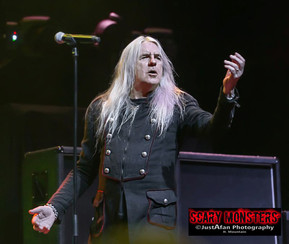 Gallery: Saxon with UFO at House of Blues Las Vegas