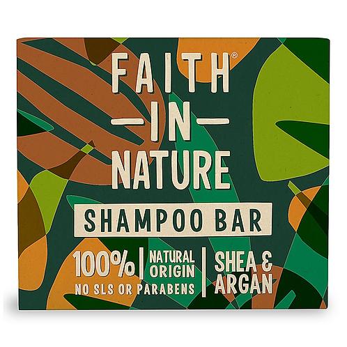 "Shampoo bar: ""Shea & Argan"" by Faith in Nature"