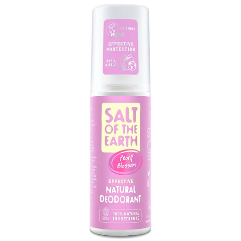 "Deodorant refill: ""Peony blossom"" by Salt of the Earth"