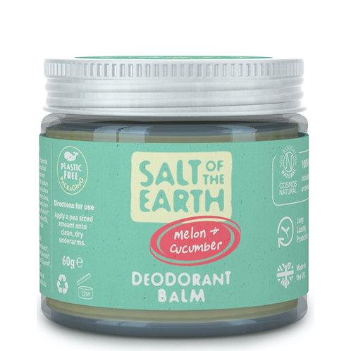 "Deodorant balm: ""Melon & cucumber"" by Salt of the Earth"