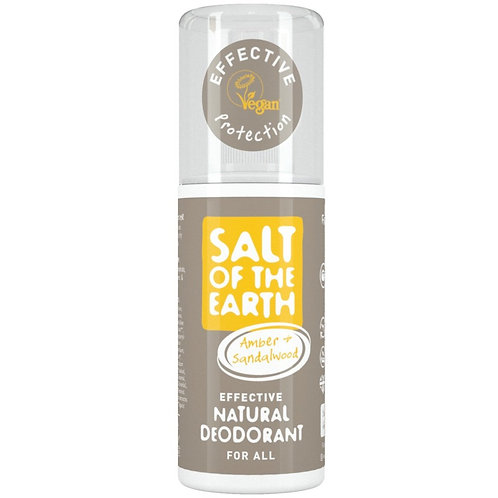 "Deodorant refill: ""Amber & sandalwood"" by Salt of the Earth"