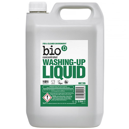 Washing up liquid: unscented by BioD