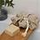 Thumbnail: Organic Cotton Bath Pouf by Tabitha Eve