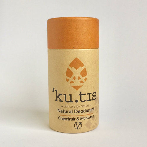 "Deodorant: ""Grapefruit & mandarin"" by Kutis"