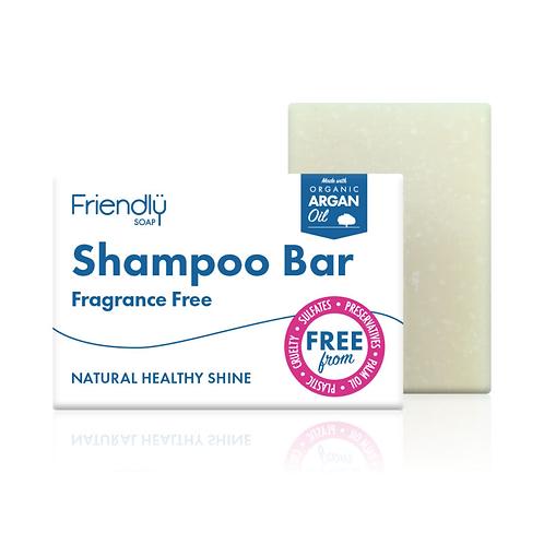 Shampoo bar: Fragrance free, by Friendly Soap