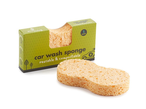 Car wash sponge by Ecoliving