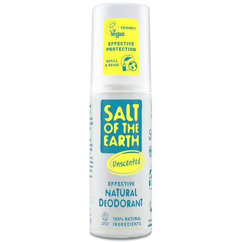 Deodorant refill: unscented by Salt of the Earth