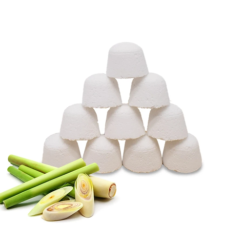 Toilet bombs (bag of 10) by Ecovibe