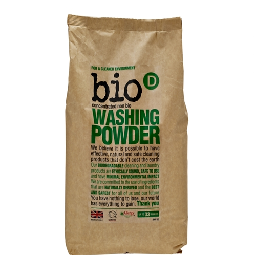 Washing powder: unscented by BioD